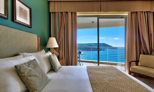 Two Bedroom SV   Balcony   Sea View