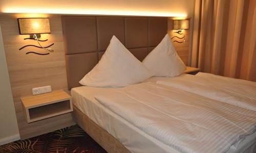 Apartment mit 2 Schlafzimmern (3 Personen)