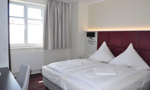 Apartment mit 2 Schlafzimmer für bis zu 4 Personen