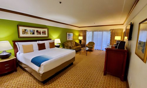 Resort/City View room King Bed